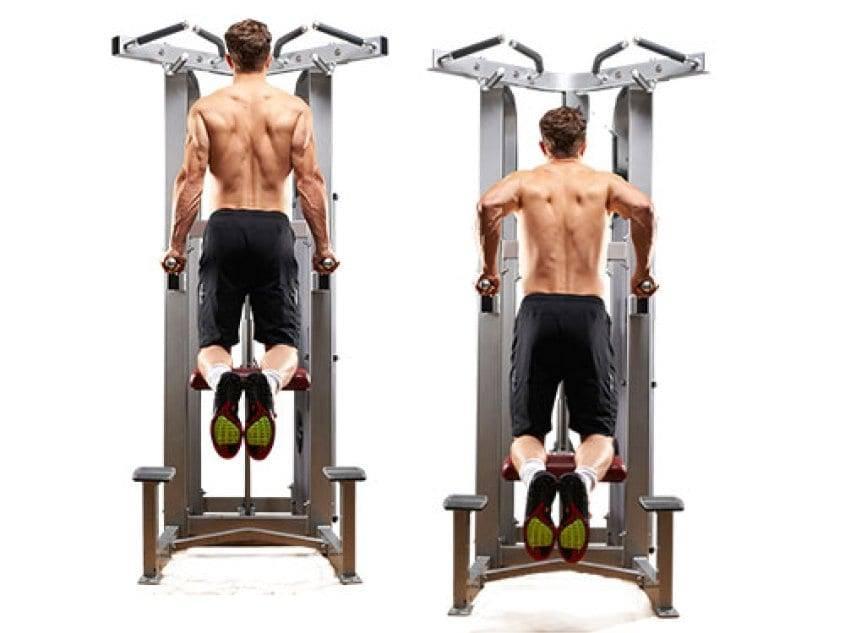 Подтягивания и отжимания. виды подтягиваний и отжиманй программы тренировок. | фитнес для похудения