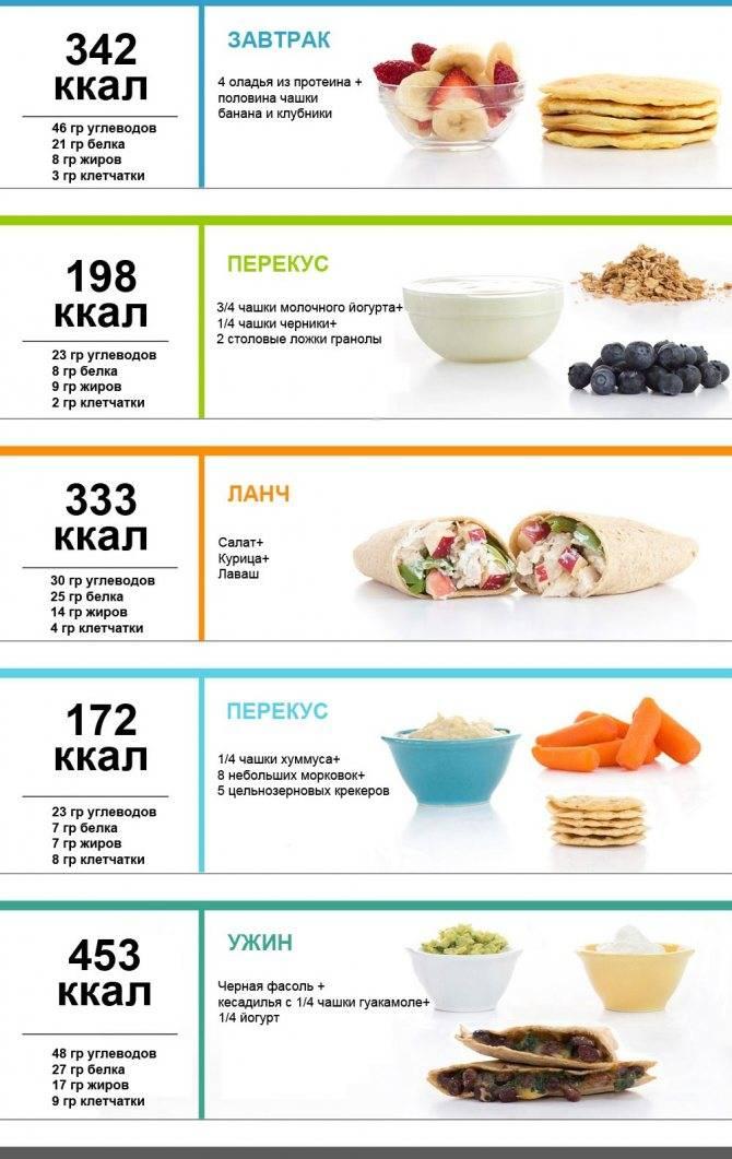 Питание на 1500 калорий в день: принципы составления меню, расчет ккал, противопоказания к соблюдению диеты