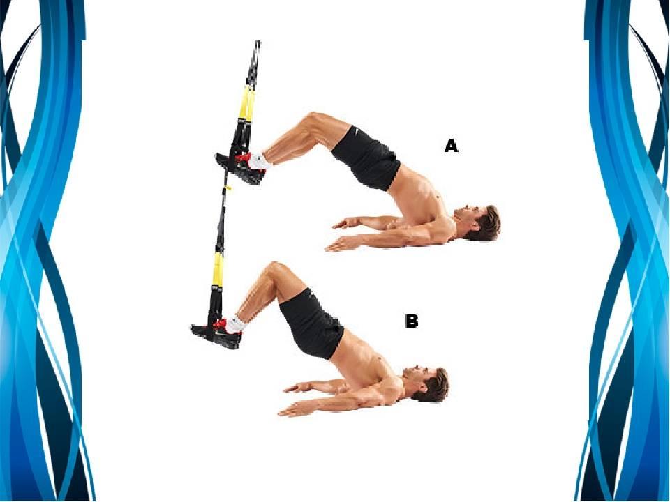 Обзор trx тренировок на все части тела с видео