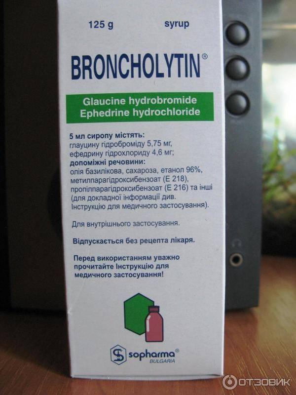 Бронхолитин в бодибилдинге: как принимать, побочные эффекты
