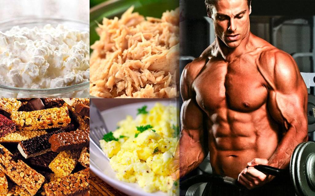 9 продуктов, которые нужно есть после тренировки
