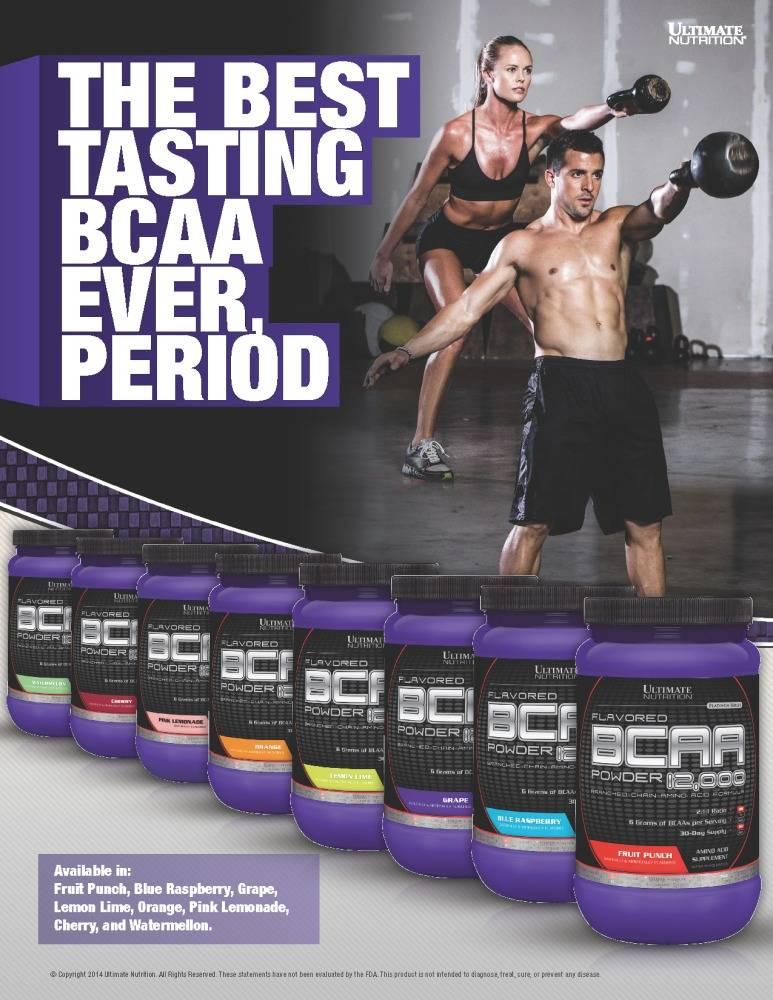Bcaa 12000 powder ultimate nutrition: как принимать добавку, состав, форма выпуска