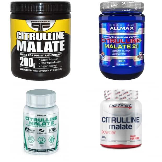 Цитруллина малат в качестве спортивной добавки