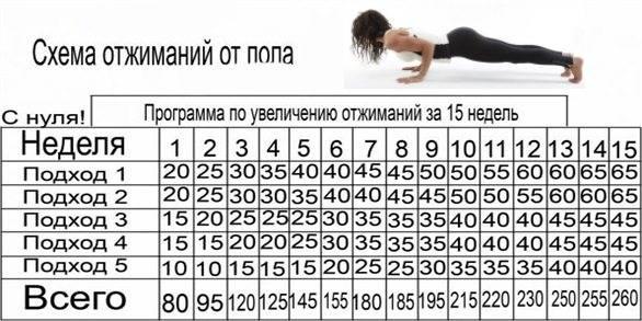 Сколько делать подходов на тренировке?   бомба тело
