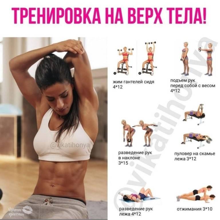 Самые энергозатратные упражнения для избавления от жира