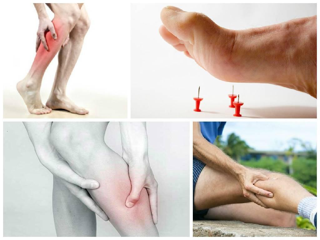 Судороги в ногах: что делать? как лечить?