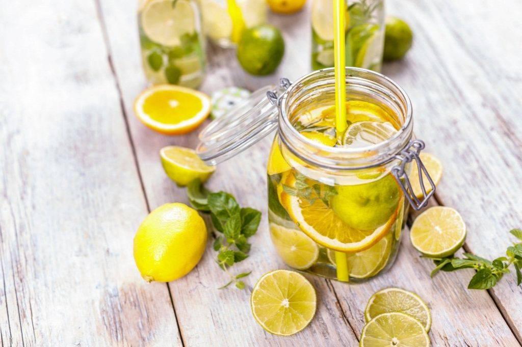 Как похудеть с помощью лимона - как есть на ночь и натощак, рецепты напитков и меню диеты