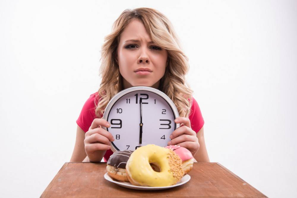 Что делать, если хочешь сорваться с диеты?