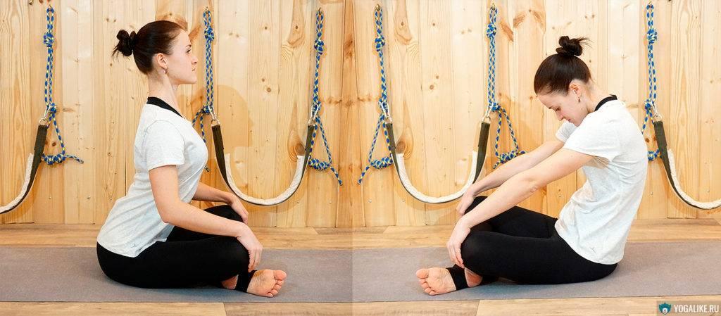 Йога при остеохондрозе шейного отдела позвоночника. эффективные асаны