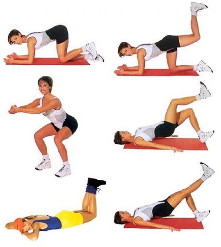 Упражнения на ноги в домашних условиях: тренировки дома для укрепления и накачки мышц, эффективные комплексы для стройных и красивых ножек