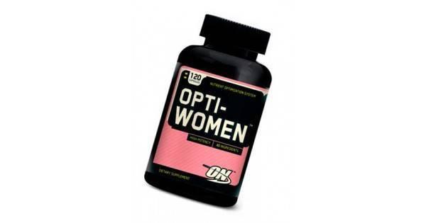 Витамины Opti-Women