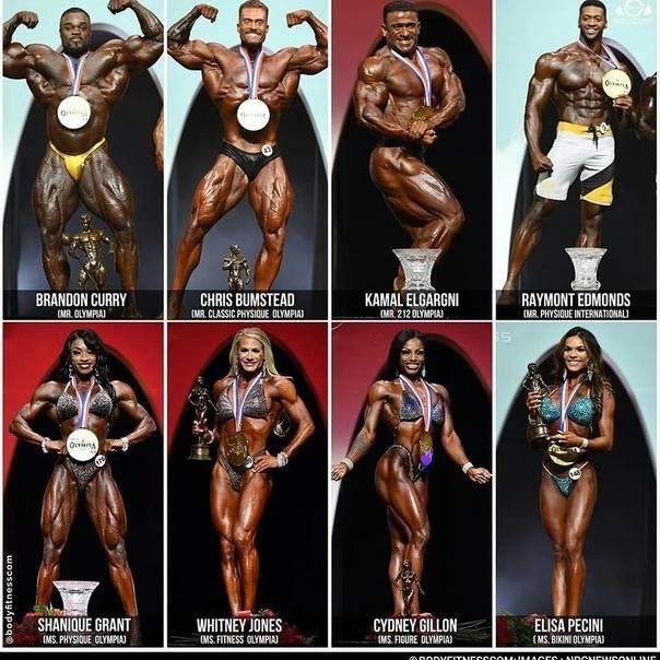 6 бодибилдеров, которые были достойны звания мистер олимпия, но так и не взяли первенство