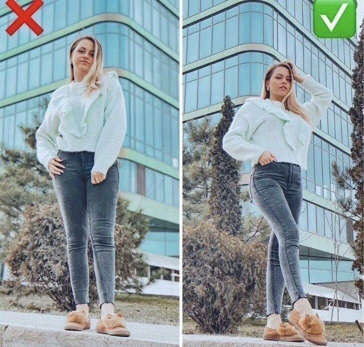Как одеться, чтобы хорошо выглядеть на фото? | про100 мода