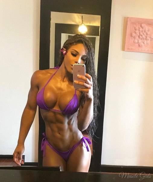 Аурика тыргалэ выиграла на ifbb chicago pro 2020