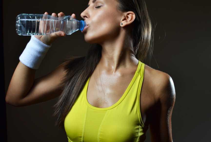 Вода для тренировок
