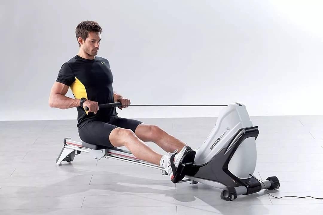 Гребной тренажер: польза, какие мышцы работают и как правильно заниматься