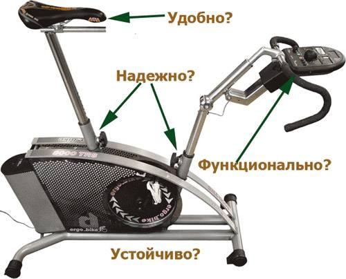 Велотренажер для дома. как выбрать?