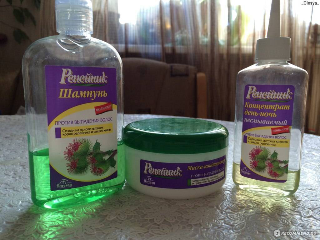 Лечение волос народными средствами