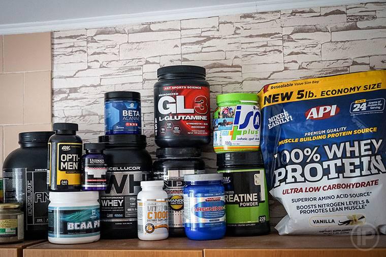 Спортивное питание для роста мышц! работает 100%!