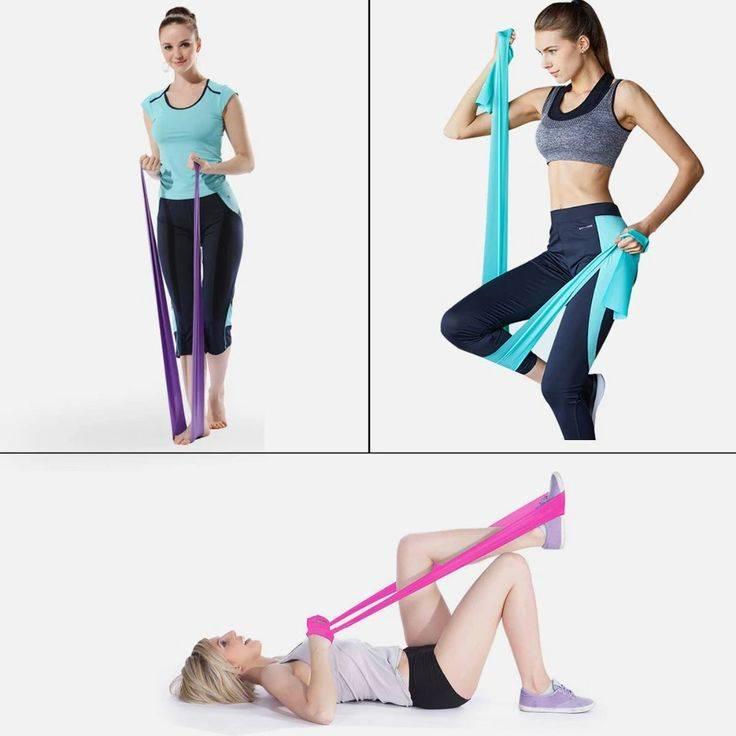 Резинки для фитнеса (mini bands или мини-петли): упражнения и тренировки, отзывы и советы по выбору