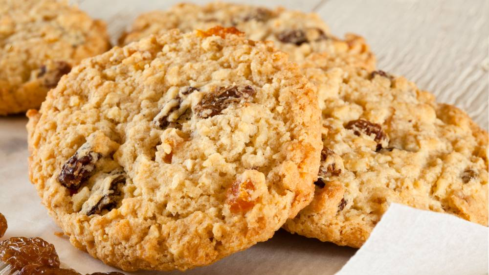 Диетическое овсяное печенье - 3 пошаговых рецепта