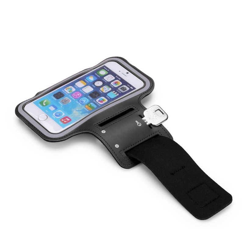 Как бегать с телефоном/ключами: лучшие держатели - livelong