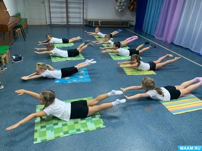 Мастер-класс для родителей «игровой стретчинг, или занятия физкультурой, где дети становятся персонажами сказок»