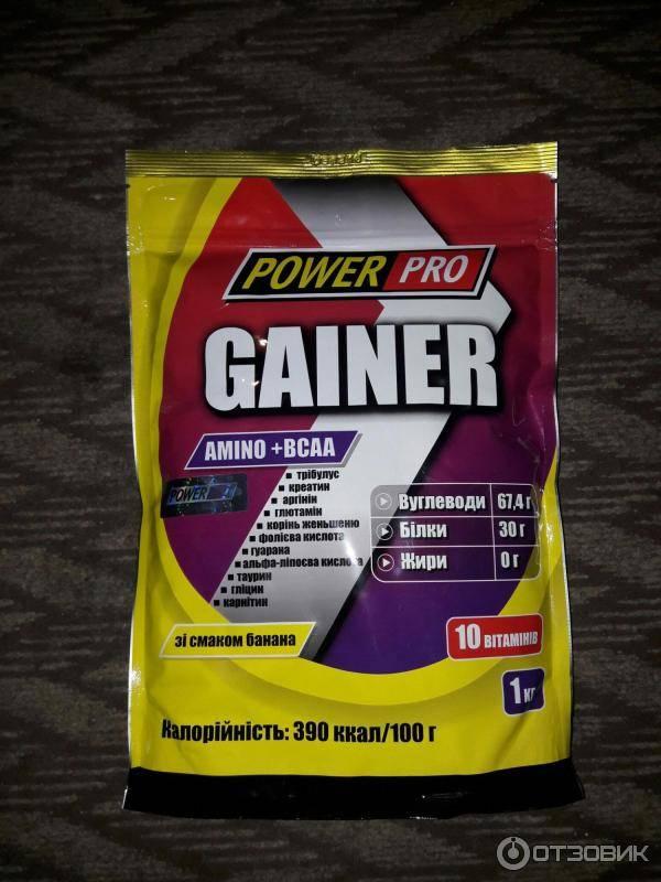 Pro gainer от optimum nutrition: отзывы, состав и как принимать гейнер