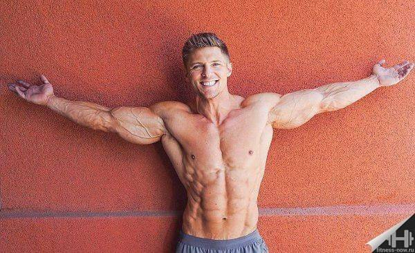 Steve cook - greatest physiques