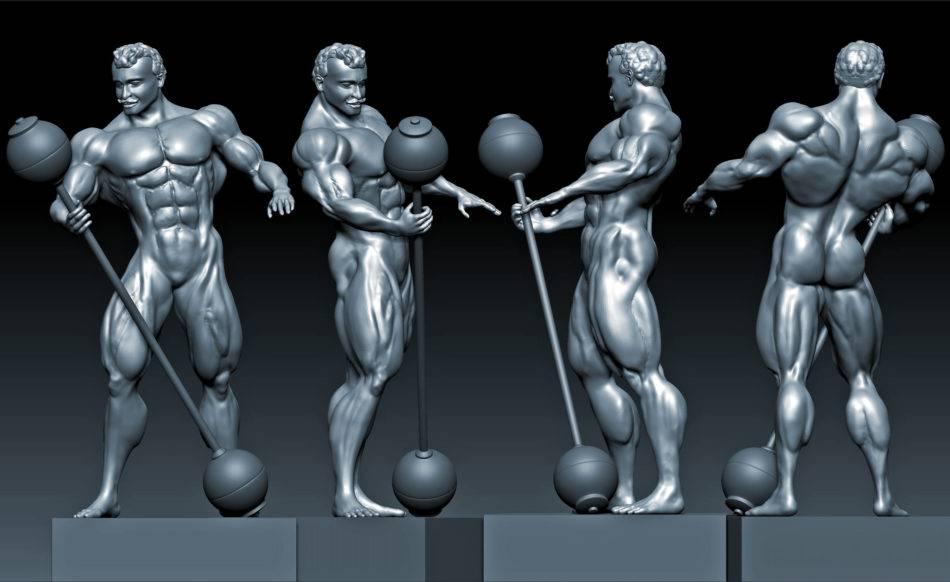 Культуризм: как появился в ссср, отличие от бодибилдинга, тренировка культуриста