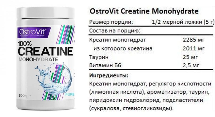 Просроченный креатин можно ли пить. есть ли противопоказания к применению моногидрата? какие побочные эффекты от креатина?