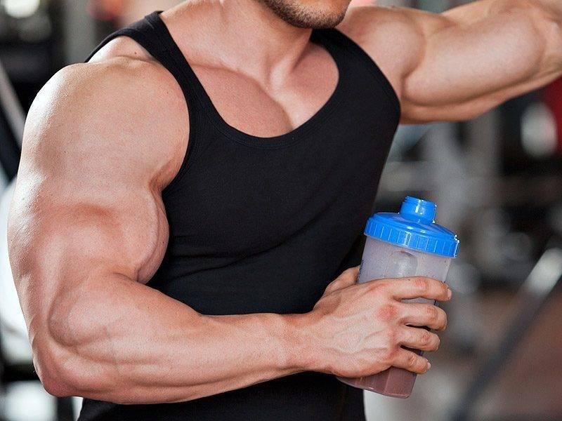 Препараты для набора массы и роста мышц   musclefit