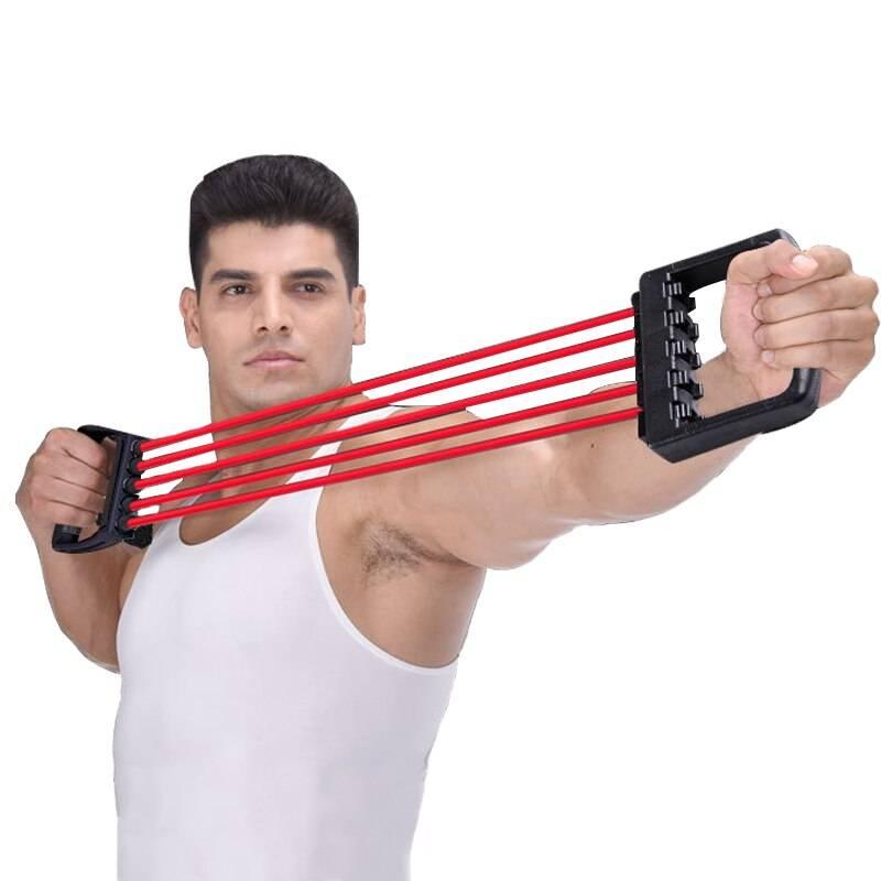 Упражнения с эспандером для женщин – sportfito — сайт о спорте и здоровом образе жизни
