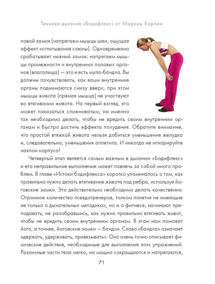 Бодифлекс: панацея от избыточного веса или угроза для здоровья?