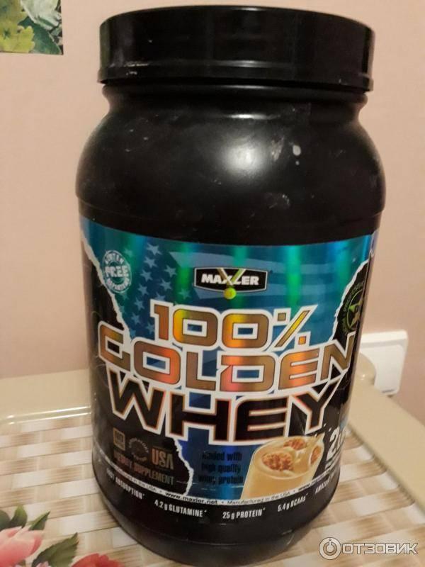 Протеин 100% whey protein: описание средства и его состав