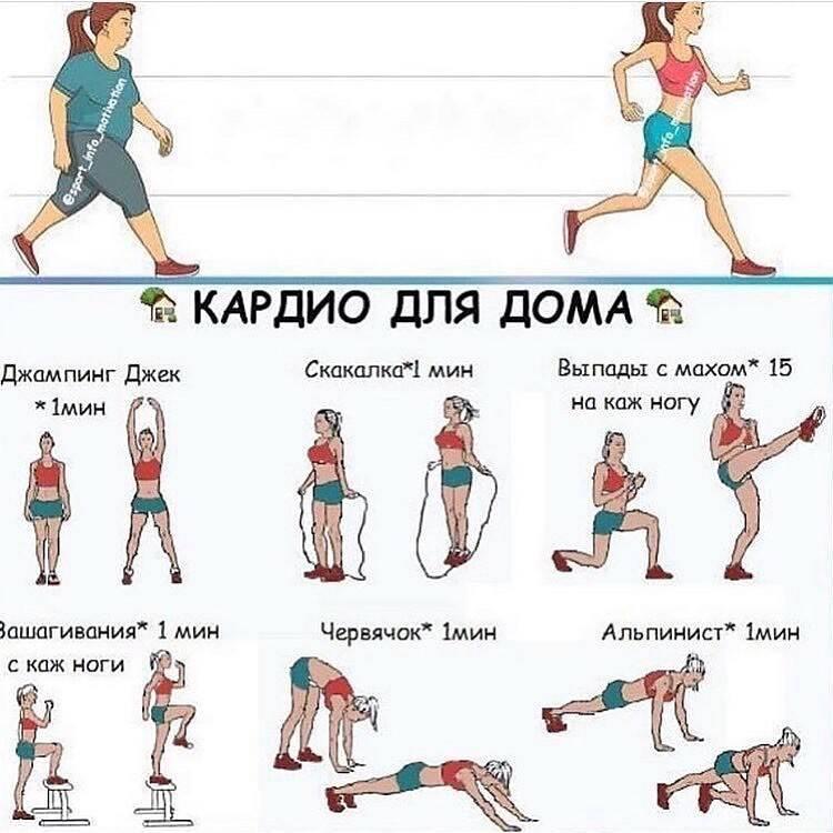 Что лучше для похудения - кардио или силовые тренировки?