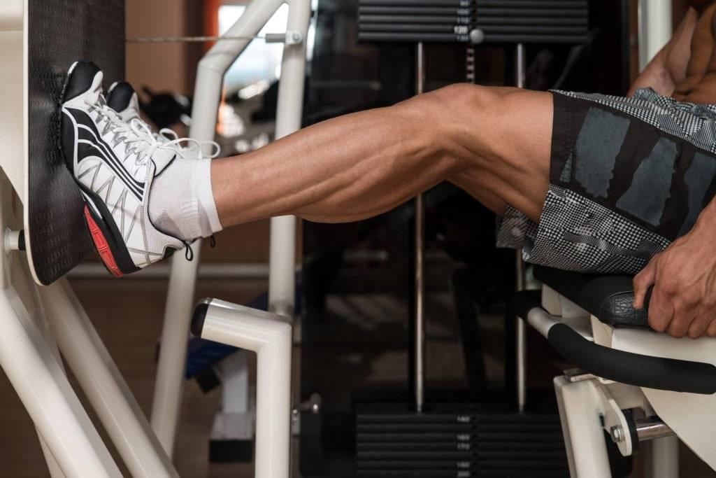 Как накачать икры в домашних условиях, упражнения для икроножных мышц
