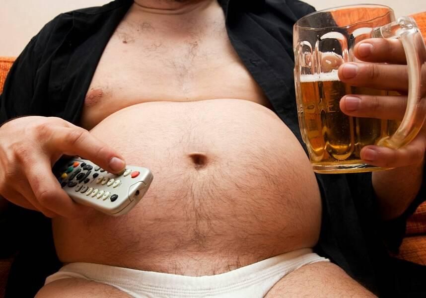 2 правила, чтобы женщине убрать пивной живот в домашних условиях