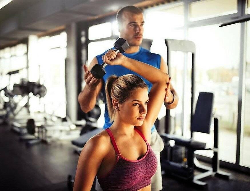 Как девушке правильно заниматься в тренажерном зале без тренера