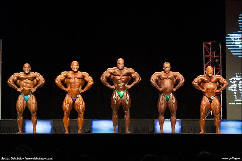 Мистер олимпия: все победители мирового турнира