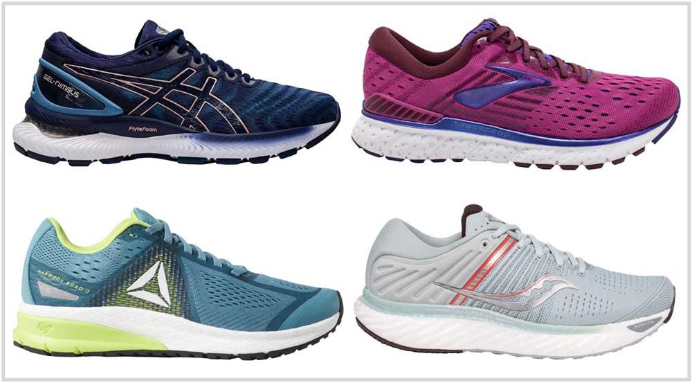 В каких кроссовках бегать по асфальту?