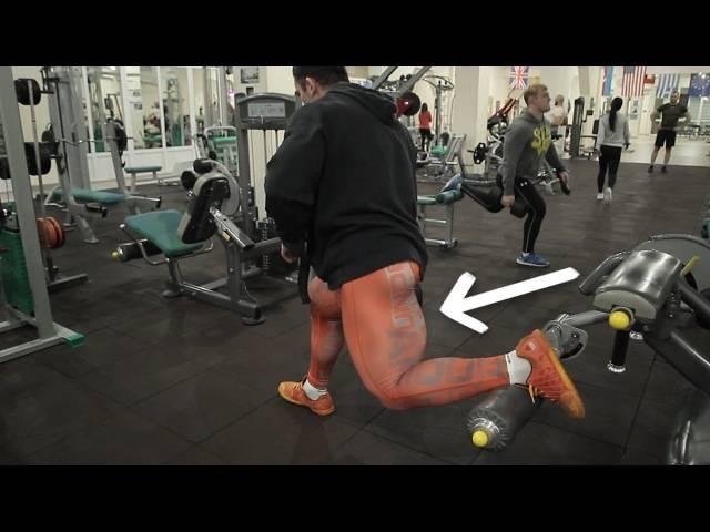 Как накачать мышцы бицепса бедра