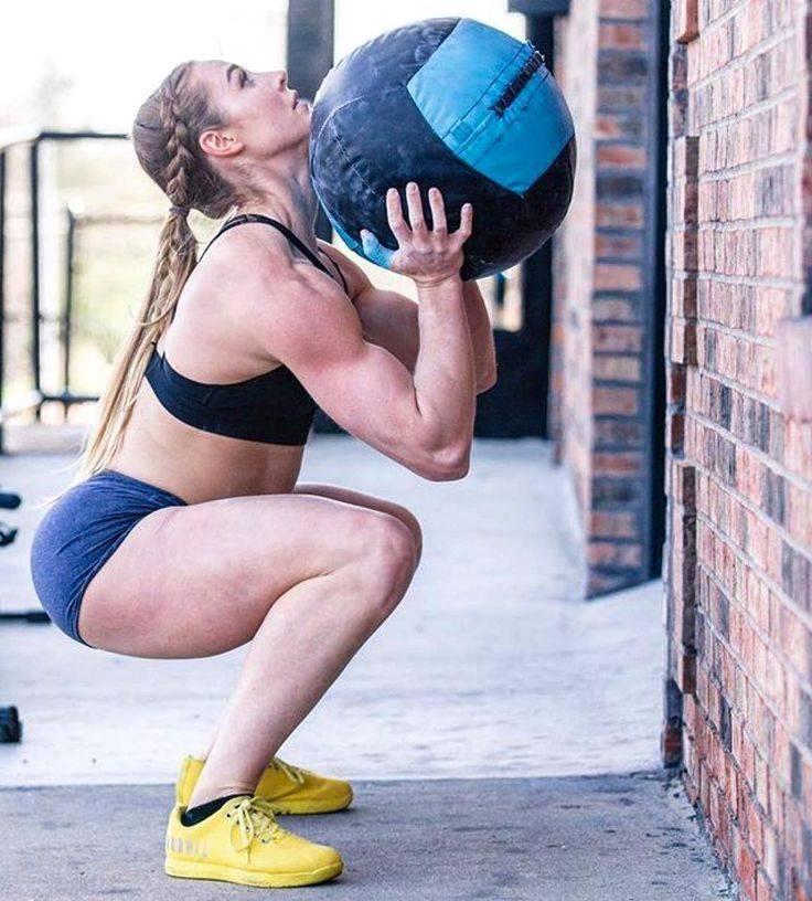 Кроссфит программа тренировок для девушек - упражнения