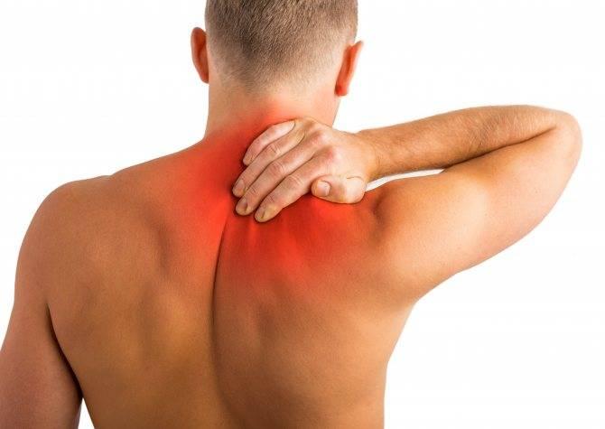 Боли в грудном отделе позвоночника и жжение между лопатками. причины, диагностика, лечение в киеве