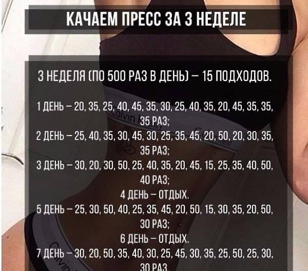 Как накачать пресс мужчине | yourfitnesslife.ru