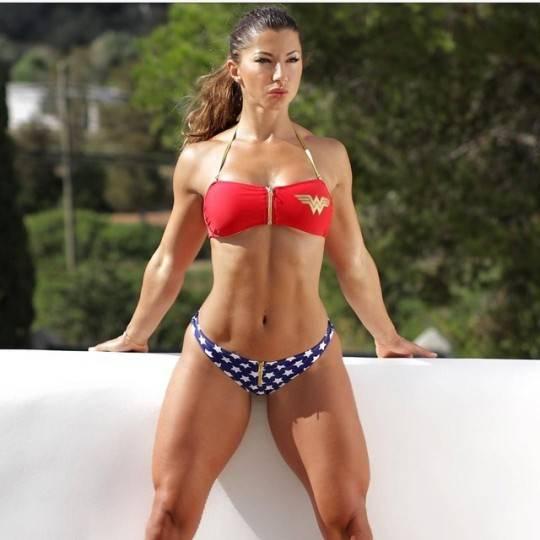 Андреа тина andreea tina тренировки диета интерьвью