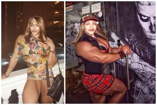 3 российские звезды культуризма – кто эти девушки и как они выглядят?