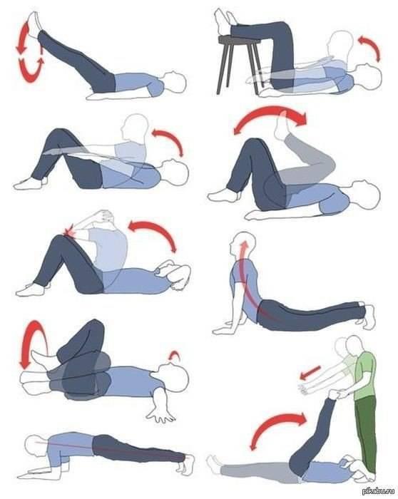 Как быстро накачать пресс в домашних условиях. упражнения для девушек и мужчин