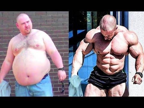 Как набрать вес худому парню