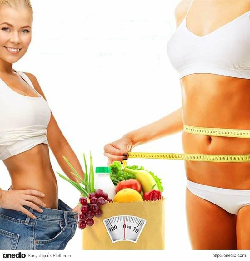 Что нужно есть, чтобы похудеть и убрать живот быстро и легко